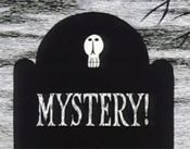 PBS Mystery! One of my favorite shows since high school.