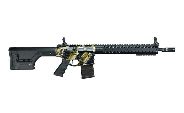 TANGO 8 .308 MSP (Military Sniper Platform) .308 Win/7.62 ...