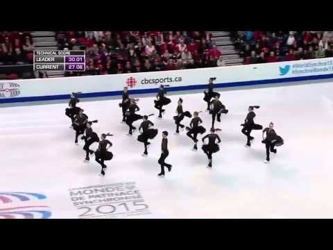 These Figure Skaters Are The Best Thing You'll See All Day | Yup!  NOT Only This Team, And Other Teams, Too!