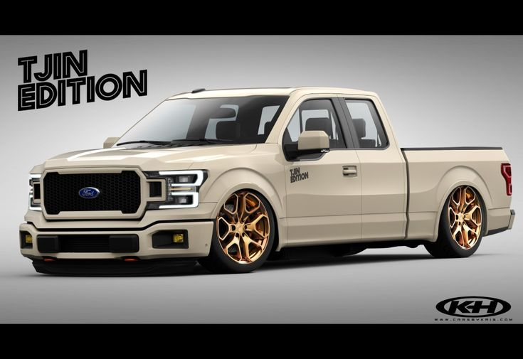 The Tradition Continues The 2018 Tjin Edition Ford F 150 Is A Follow Up To The Ford F 150 That Wowed The Crowd Ford Trucks F150 Ford Pickup Trucks Ford Trucks