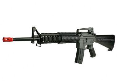 JG M16A4 RIS Enhanced AEG Airsoft Gun