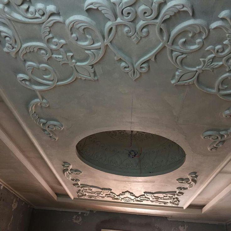 Les 84 meilleures images du tableau faux plafond sur for Decoration par platre