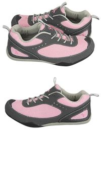 Pink Ribbon Elite Trainers at The Breast Cancer Site