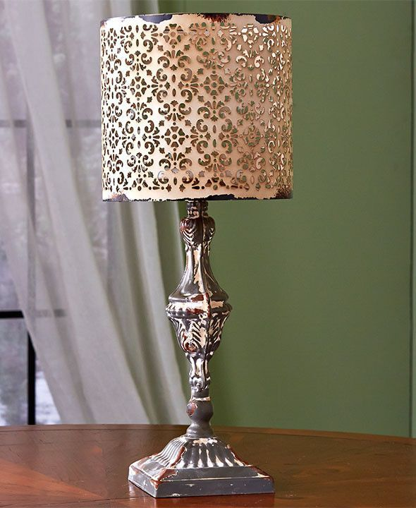 Living home decorative brass candle lamp Home decor
