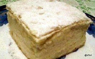 Торт Ванильный кремеш