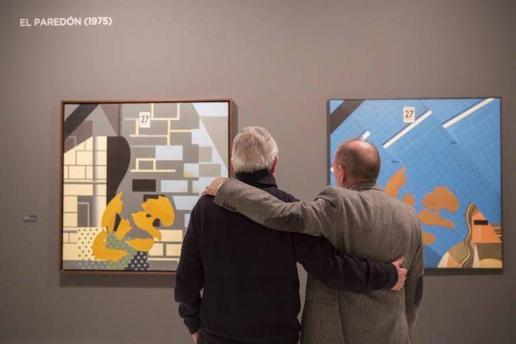 A vueltas con la pintura', Crónica de la transición, El paredón, Equipo Crónica, Estampa Popular, Al habla con los 'no fusilados'