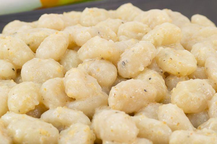 Príloha - maslové halušky