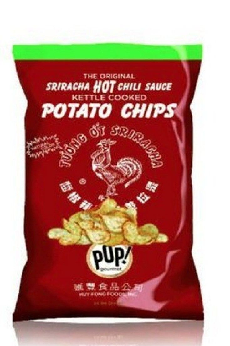 Sriracha Ketchup, Potato Chips And Hummus Are Actually Real, Our Dreams Have Come True