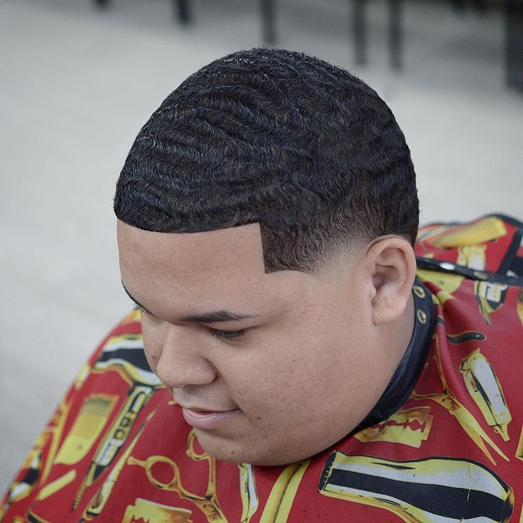 taper fade 360 waves step