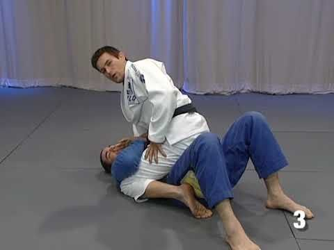Demian Maia Masterclass On Mount Attacks
