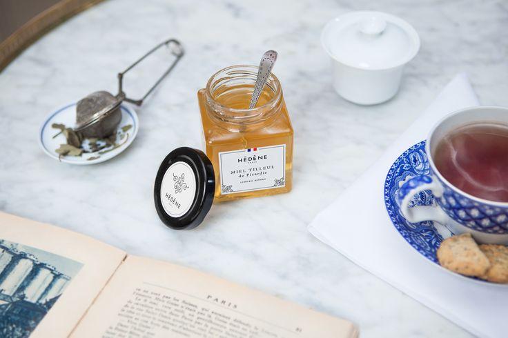 Tea Time au miel de tilleul Hédène