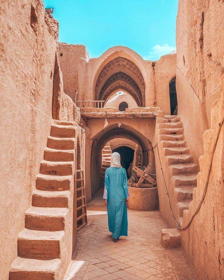 поездка в иран фото там какие-то фантазии