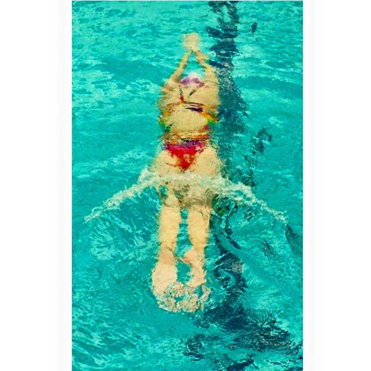 Kleur in het water met Funkita zwempakken