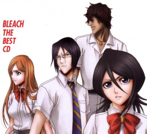 25 Best Images About Bleach On Pinterest