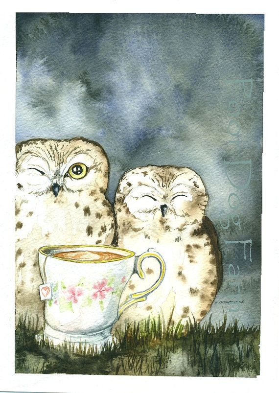 'Two and Tea' by Sam Georgieff