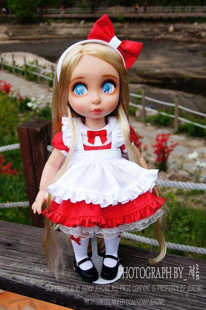 Disney toddler doll - Rapunzel | Flickr - Photo Sharing!
