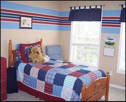 9 best images about home red white and blue kids 39 room on for Boys red and blue bedroom ideas