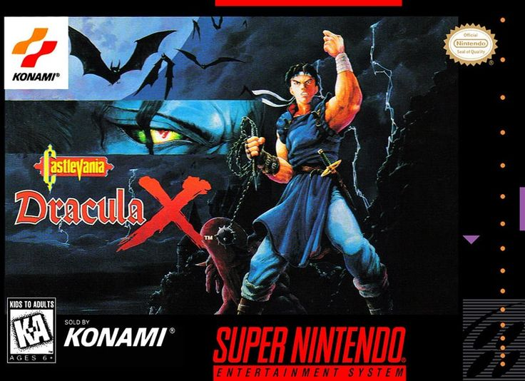 Play Castlevania: Dracula X Game on Super Nintendo SNES Online in your Browser. ➤ Enter and Start Playing NOW!