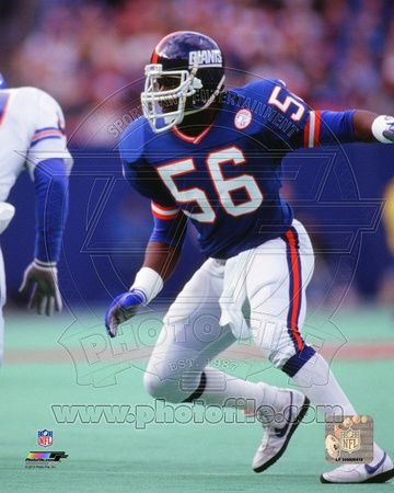New York Giants - Lawrence Taylor Photo