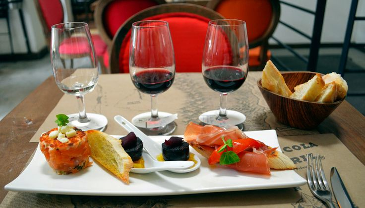 #Santiago #lunch with wine pairing - Setours ©