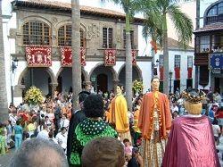 'La Danza de Mascarones' se muestra en El Casino - Santa Cruz De La Palma - LaPalmaAhora.com - El digital Palmero