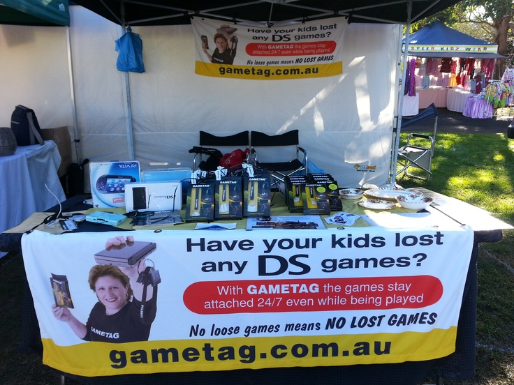 Gametag at the Berry Celtic Festival 25th May 2013    http://gametagcomau.blogspot.com.au/2013/05/lost-usb-sticks-such-pain-but-not-with.html    http://www.youtube.com/watch?v=Wcy5hUlZuc4 Gametag DS game case and holder.