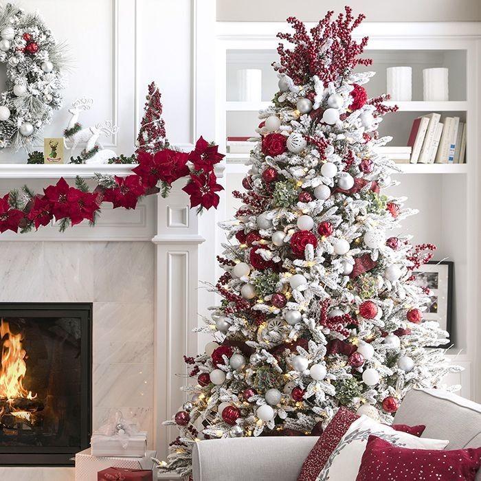 Come addobbare l'albero di Natale per renderlo favoloso ...