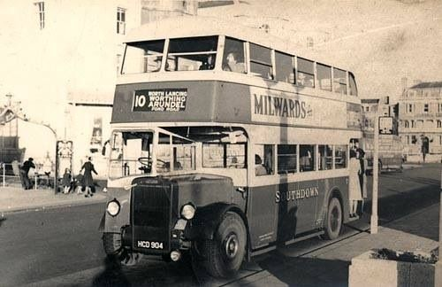 Southdown bus