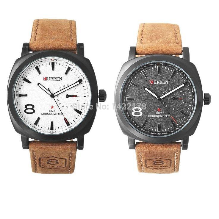 Hoge kwaliteit! Elegante minnaar horloges ladies man vrouwen meisje sport polshorloge zwart witte wijzerplaat unisex pu lederen band quartz horloge(China (Mainland))