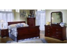 Dresser In Cherry   Sam Levitz Furniture