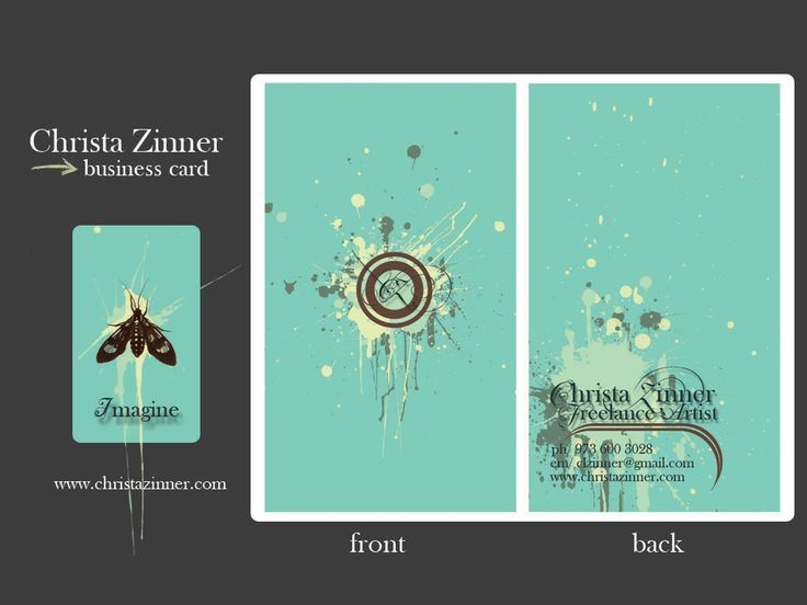 business card has that grunge feel matches my authorgraphic design website the tiffany colour is definitely swaying me - Graphic Design Business Ideas