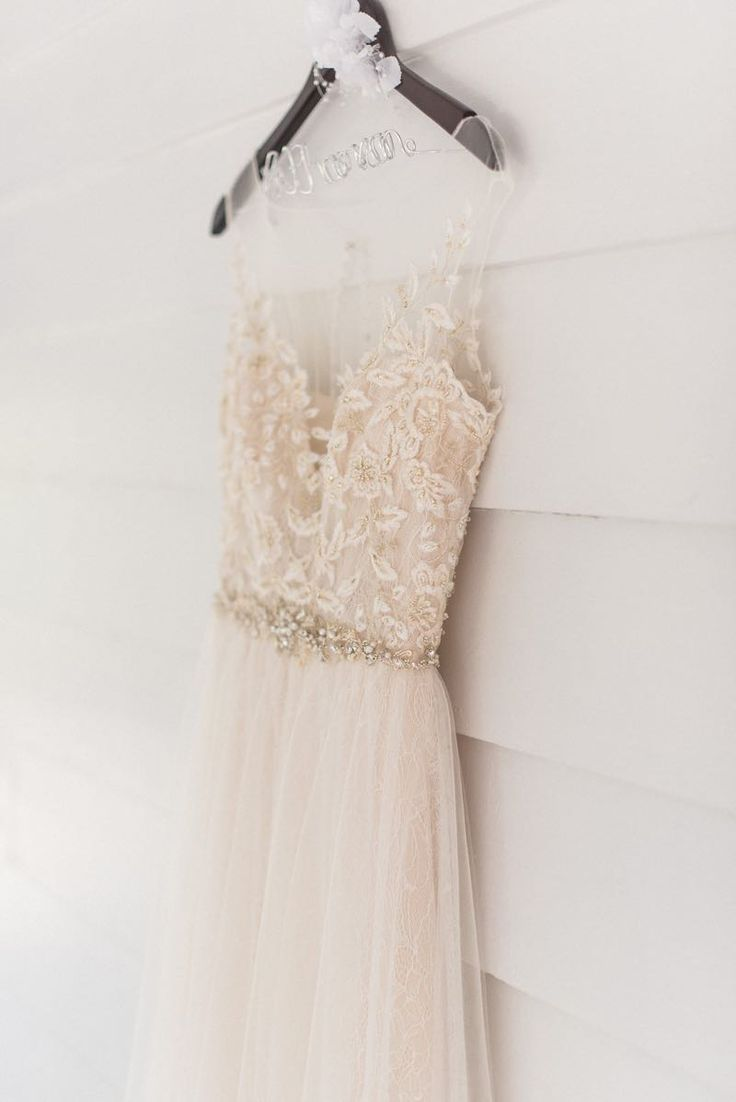 Stunning illusion lace gown #Cedarwoodweddings