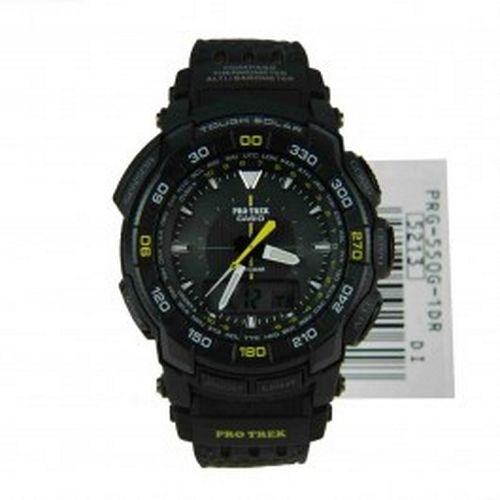 Casio Protrek Tough Solar Triple Sensor Mens Watch PRG-550G-1 PRG-550G-1DR