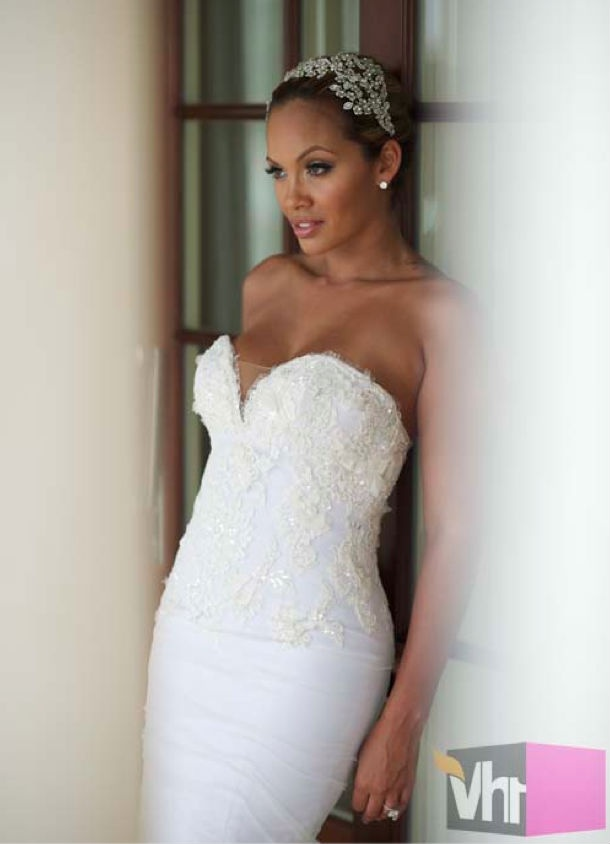 she made a beautiful bride but just 41 days later evelyn lozada filed for divorce wedding bells pinterest evelyn lozada wedding bells and wedding