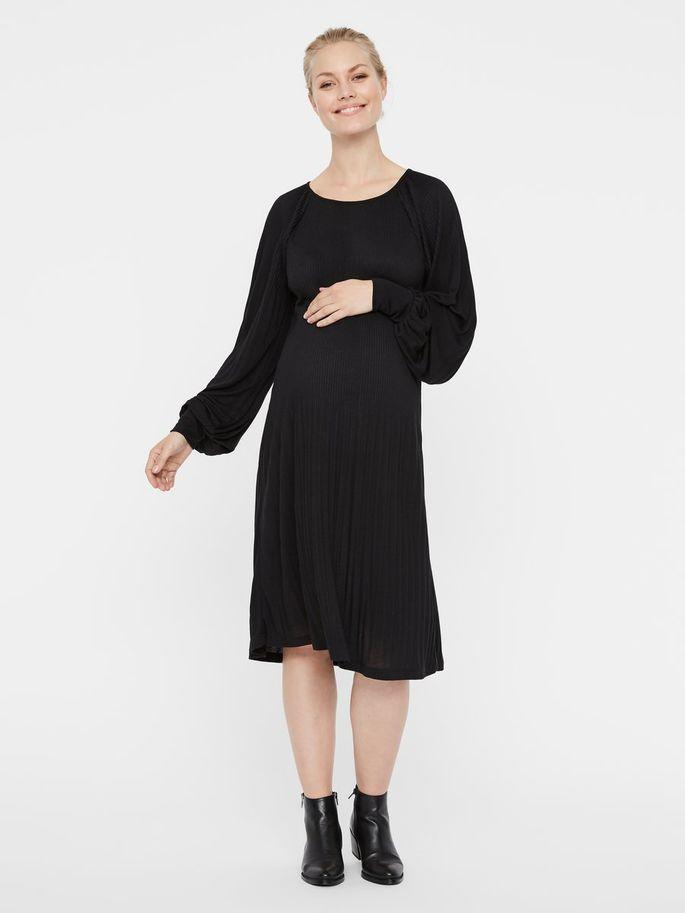 14e9cb91 Jersey maternity dress | MAMALICIOUS | 2019FW in 2019 | Maternity ...