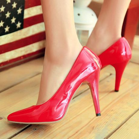 Plus Size Bowknot Chic Peep Toe Party Pumps - ROSE RED Manchester Great Sale Online Eastbay Online Clearance Online Cheap Looking For Niccz