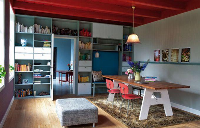 Современный комфортабельный дом в бывшем амбаре - Сундук идей для вашего дома - интерьеры, дома, дизайнерские вещи для дома