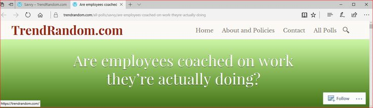 Are employees coached on work they're actually doing? - Header Image