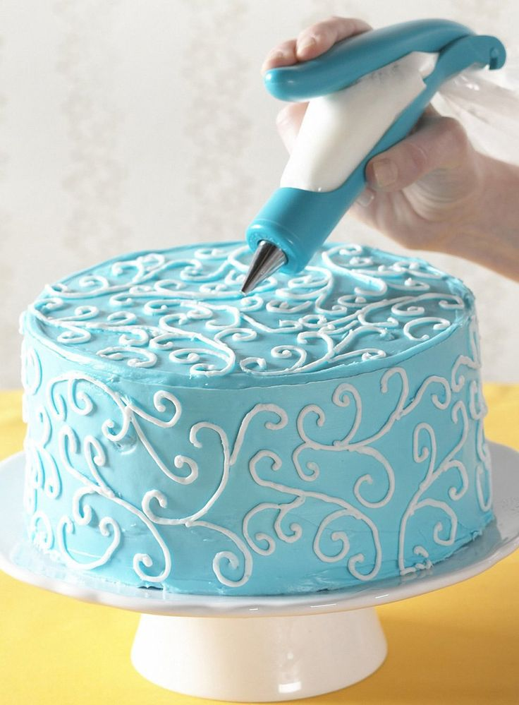 Cake Decorating Pen Makes Icing Homemade Goos So Easy Just Like Writing