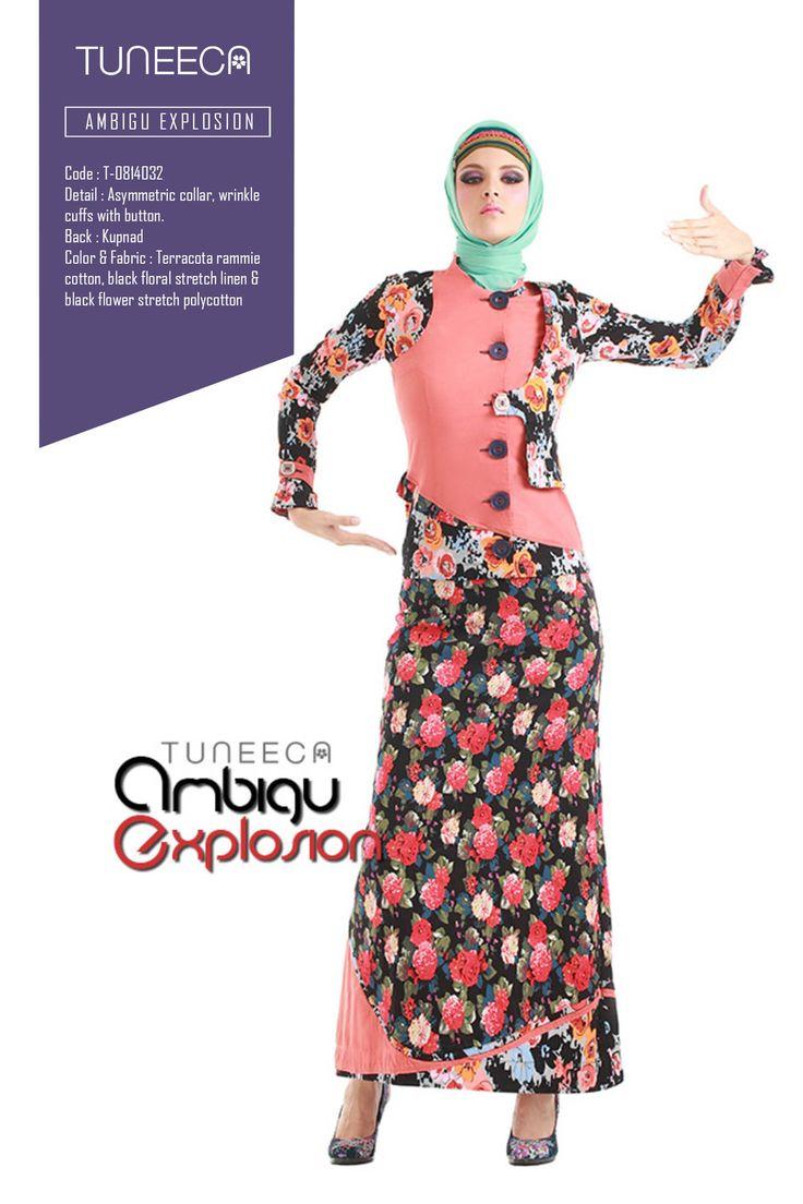 Incongruity Charm Aura by Tuneeca  #tuneeca #muslimwear #hijab #fashion #casualwear