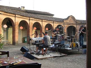 Piazza Nuova Bagnacavallo (RA)
