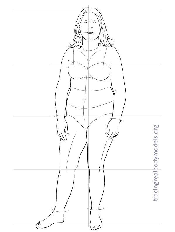 24 best figures images on pinterest fashion illustrations draw 6 new real body models 33 fashion figure templates pronofoot35fo Choice Image