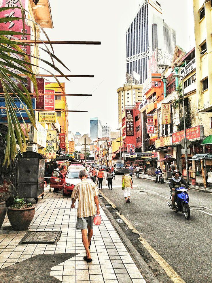 Kuala Lumpur, Malaysia by Jamie Hill #iphone #travel #city