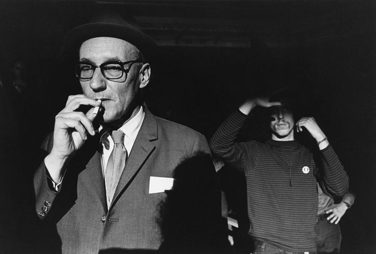 William S. Burroughs, Democratic National Convention, Chicago, 1968. - The Cut