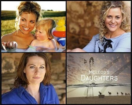 McLeods DaughtersJacks girls...LOL, this was something I made back in 2006 for McLeods of Drovers Run website and I also posted it on the myspace account...I really need to retrieve my old images, etc. :P