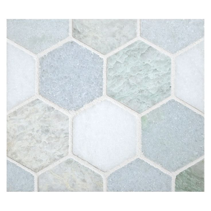 Complete Tile Collection Mosaic Tile Patterns Hexagon