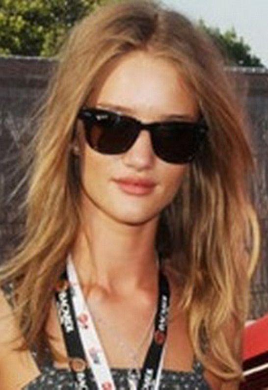 Ray-Ban Original Wayfarer 50mm Sunglasses - as seen on Rosie Huntington
