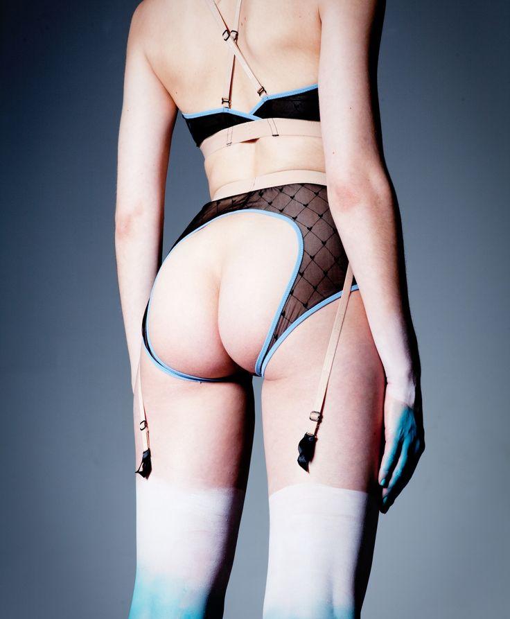 cat grind heart briefs la fille do lingerie intimate intimates pinterest lingerie. Black Bedroom Furniture Sets. Home Design Ideas