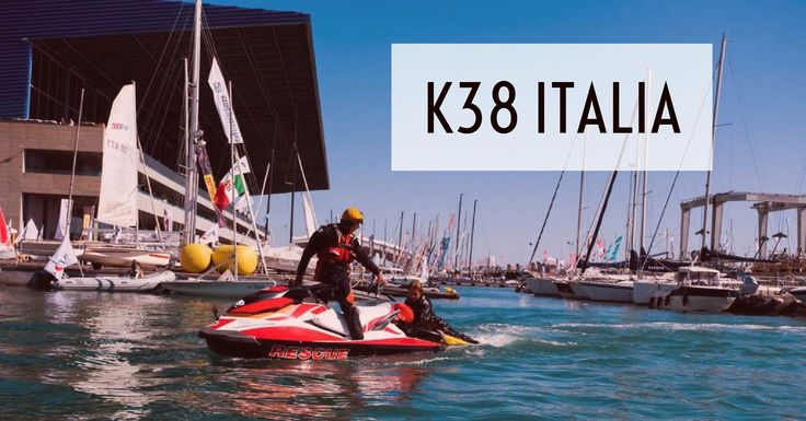 https://flic.kr/p/DuQo96 | K38 Italia | K38Italia.it is a rescue water craft service provider in Italy, it is run by Fabio Annigoni and he operator with BRP Sea Doo aquabikes.