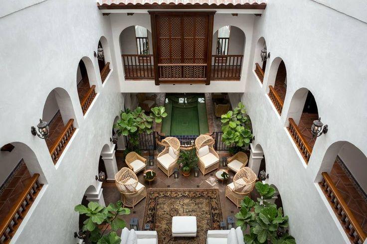 Casa Claridge Miami Beach, a small boutique hotel.